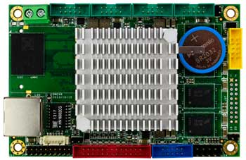 Новые чипы SoC (System-on-Chip) Vortex86DX2